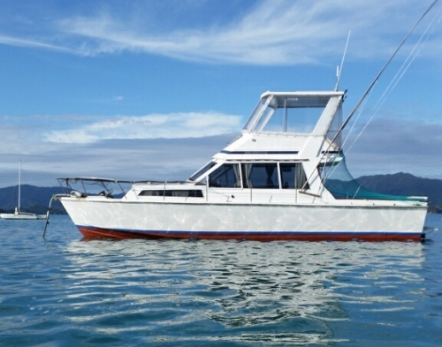 1971 Vindex 42 Flybridge