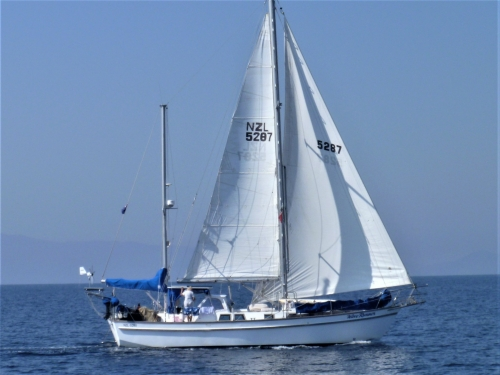 1984 Colin Childs Steel Ketch