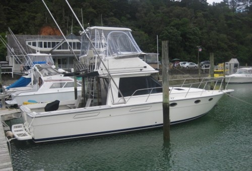 1992 Tiara Sport Fisher
