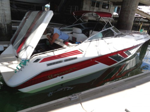1991 Sea Ray Paechanga