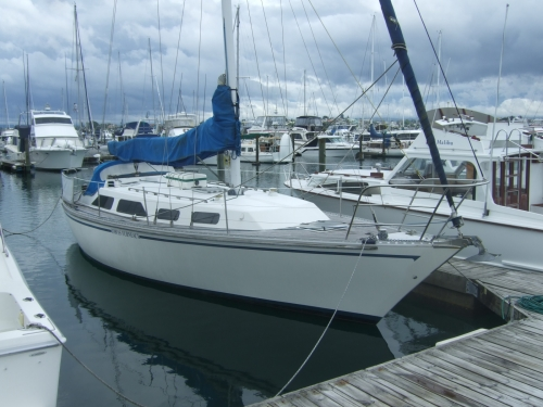 1986 Whiting 40