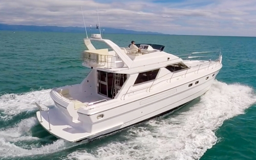 Princess 55 Motoryacht