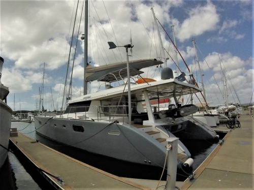 2006 Sunreef 62 Sailing Cat