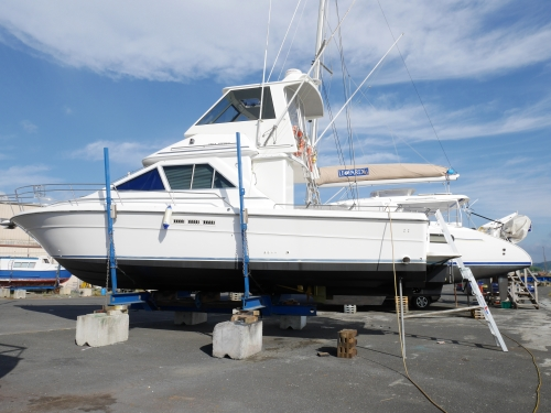 1998 Sea Ray 42 Extended