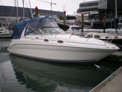 2003 Sea Ray 275 Sundancer
