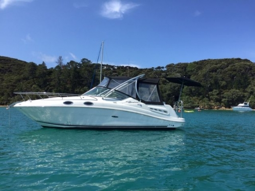 2006 Sea Ray Sundancer 260