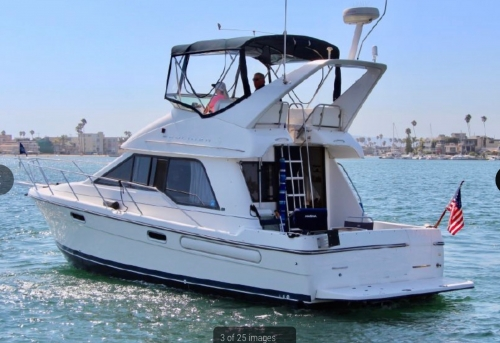 2000 Bayliner 3388 Com/Bridge
