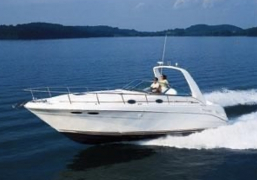 2002 Sea Ray Sundancer 340