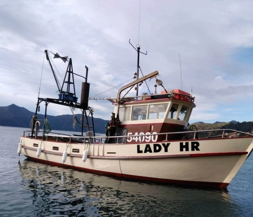 1980 Fishing  Vessel