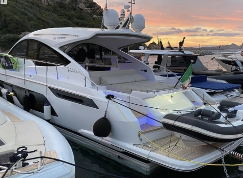 2019 Fairline Targa 48