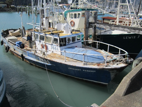 1964 60ft Steel Fishing Vessel